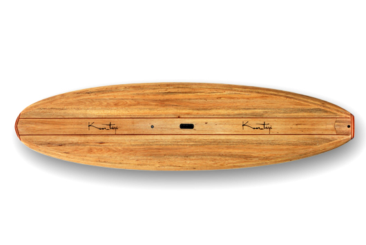 stand up paddle en bois kun tiqi surfboards. Black Bedroom Furniture Sets. Home Design Ideas